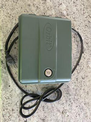 Orbit Sprinkler Control Panel for Sale in Mesa, AZ