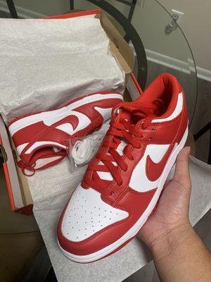 DS Nike dunk St.John size 9.5 for Sale in Hampton, VA
