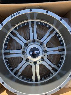 Chevy Silverado 2500/3500 Wheels for Sale in Fontana,  CA