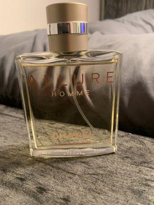 Chanel Allure Homme spray new $70 obo for Sale in El Mirage, AZ