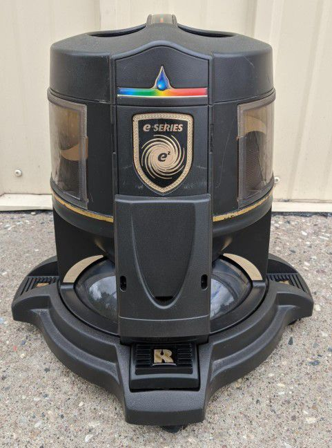 Rainbow Vacuum Water Filtration Air Purifier Cleaner E2 2 Speed Gold Edition not Black or Blue