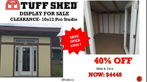 Tuff Shed Pro Studio for Sale in Colorado Springs, CO