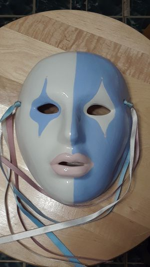 Beautiful ceramic mask. for Sale in Essex, VT