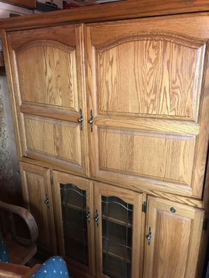 Entertainment center for Sale in Moore, OK