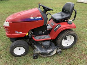 Craftsman Lawn Tractor for Sale in Suffolk, VA