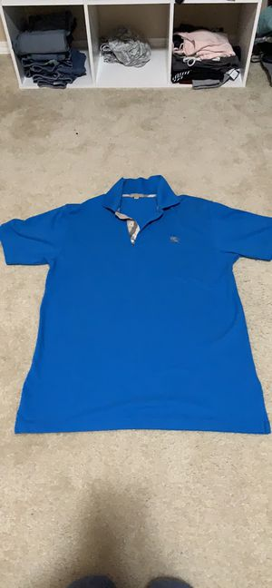 BURBERRY Men's Polo for Sale in PT CHARLOTTE, FL