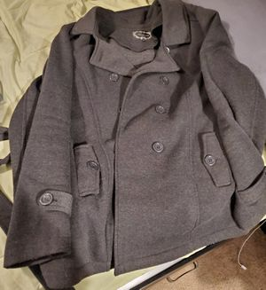 Gray Coat for Sale in Suffolk, VA
