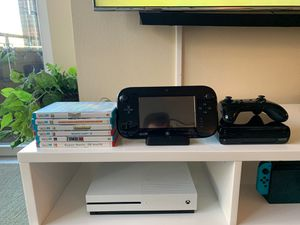 Nintendo Wii U and loads of games for Sale in Seattle, WA