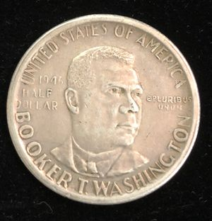1946 Booker T Washington Half Dollar for Sale in Clyde, TX