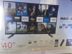"""RCA 40"""" roku tv for Sale in Hesperia, CA"""