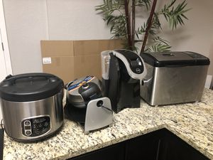 Small Kitchen Appliances Package for Sale in Tampa, FL
