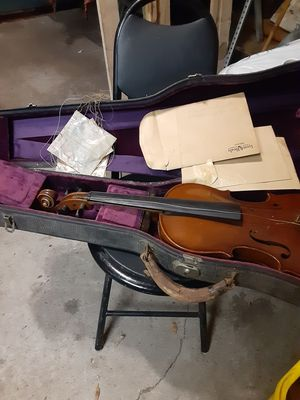 Vintage violín (Jacobus stainer)! for Sale in Chicago, IL
