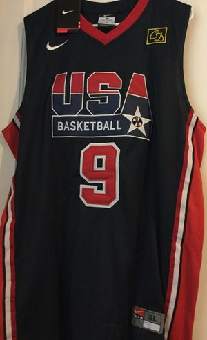 1992 JORDAN DREAM TEAM JERESEY for Sale in Dallas, TX