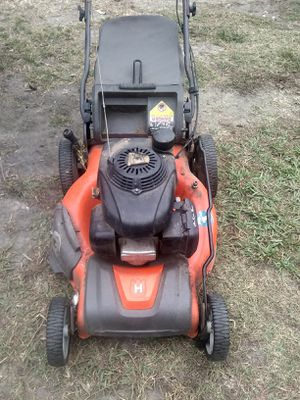 Husqvarna lawn mower for Sale in Newport News, VA