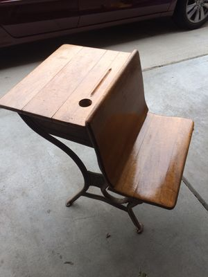 Antique School Desk for Sale in Vienna, VA