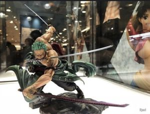 One Piece Roronoa Zoro Like Action Figure Collection Model Toy USA for Sale in Schaumburg, IL