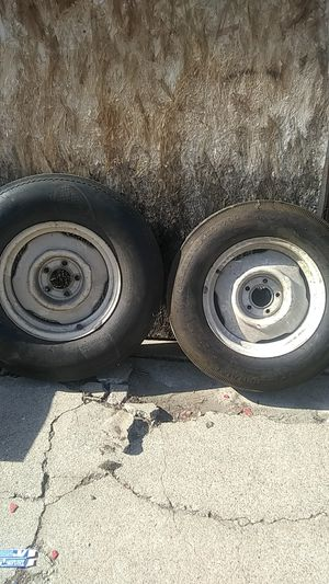 Trailer tires 17's for Sale in Diamond Bar, CA