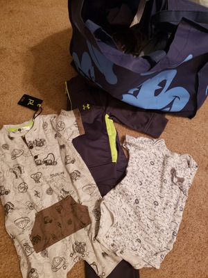 Lot of baby boy clothes for Sale in Brandon, FL