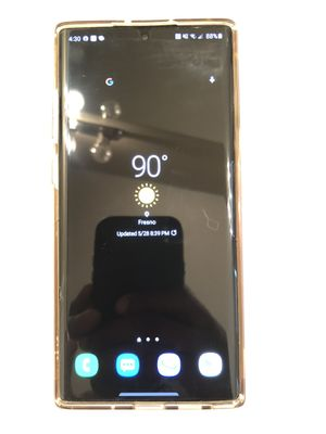 Trade my Unlocked Samsung Galaxy Note 10 + & Samsung buds + for a unlocked IPhone 11 128gb or 11 pro 64gb for Sale in Fresno, CA