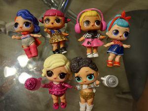 LOL Dolls 2 Limited Edition 4 Regular LOL Dolls for Sale in Denver, CO