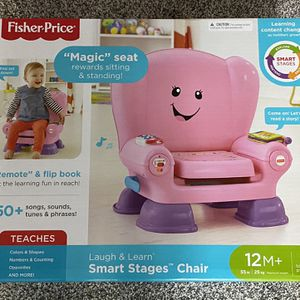 Fisher Price Smart Stages Chair for Sale in San Diego, CA