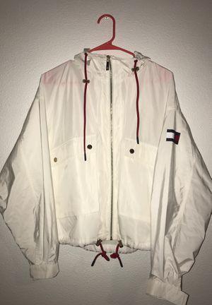 TOMMY HILFIGER windbreaker hoodie for Sale in Vancouver, WA