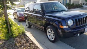 2012 Jeep Patriot Latitude 4x4 for Sale in Roseville, CA