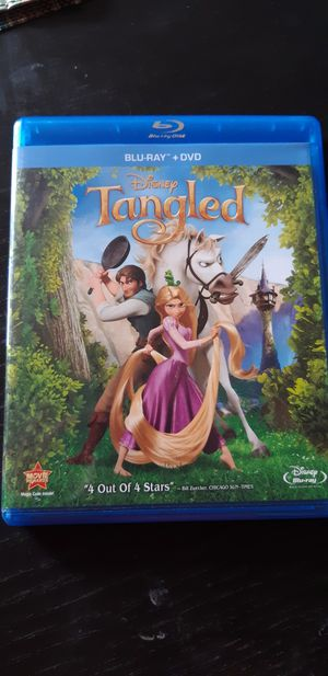 Tangled movie for Sale in Long Beach, CA