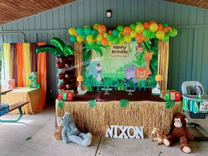 Jungla Safari Party Decoration for Sale in Leesburg, VA