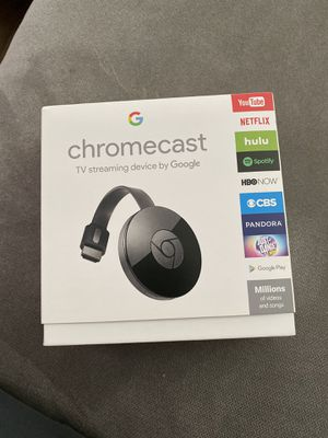Brand new Google Chromecast 2nd Generation for Sale in Los Angeles, CA