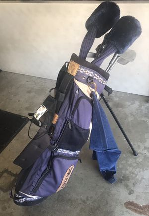 Golf Club Starter Set Bag Included for Sale in San Diego, CA