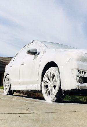 Pressure Wash Foam Car Detail for Sale in Riverside, CA