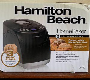 Hamilton Beach Bread Maker for Sale in Scottsdale, AZ