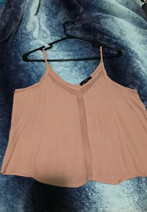 Pink crop shirt from Forever 21 for Sale in Los Angeles, CA