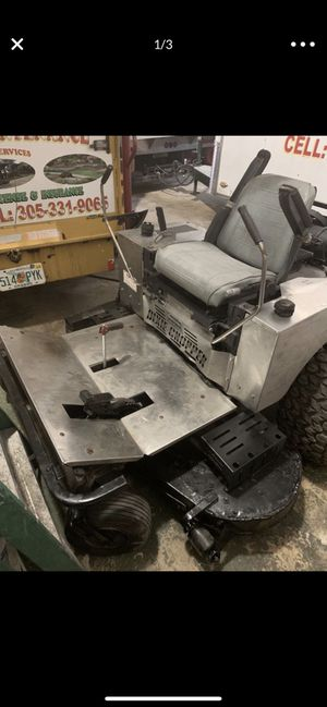 Dixie Chopper Lawn Mower Tractor 60 inch for Sale in Medley, FL