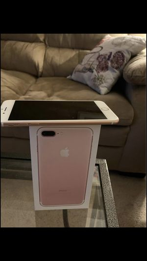 iPhone 7 Plus deal for Sale in Dallas, TX