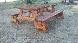 Indoor outdoor furniture more on Facebook at Bomottis Woodworks for Sale in Damascus, OR