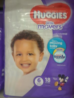 huggies diapers all sizes for Sale in Boring, OR
