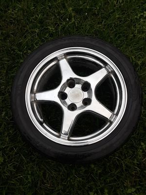 18inch chevy Corvette and Z28 Camaro set of four for Sale in Texas City, TX
