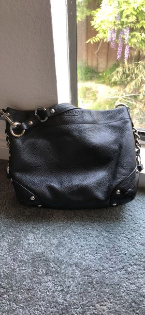Leather COACH purse like NEW!!! Gorgeous purse, soft leather for Sale in Spring Valley, CA