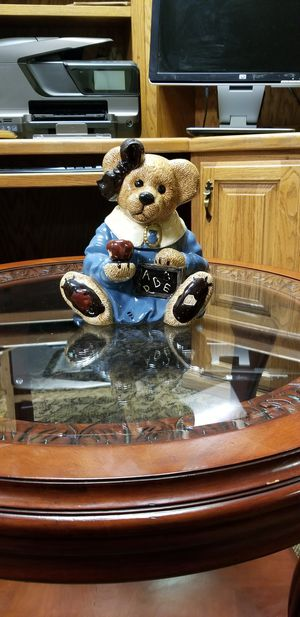 Bearware cookie jar for Sale in Fort Smith, AR