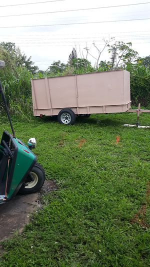 Trailer 5x12 for Sale in Davie, FL