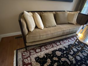 Like new upscale living room set for Sale in Fairfax, VA
