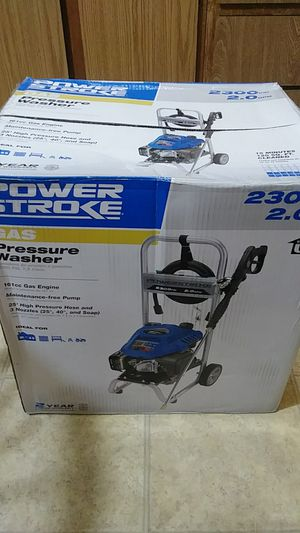Gas pressure washer for Sale in Las Vegas, NV
