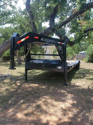 2019 IronBull flatbed trailer for Sale in Austin, TX