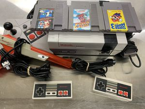 Original Nintendo bundle (NES) for Sale in East Wenatchee, WA