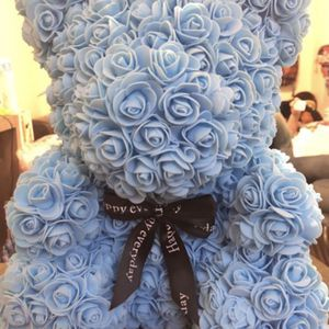 "15"" Artificial Rose Bear for Sale in Whittier, CA"