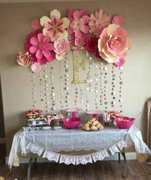Decorations for events (wedding, baby showers, birthday) for Sale in South Riding, VA