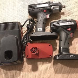 "Craftsman Drill and 3/8"" Compact Impact Wrench Combo for Sale in Bellevue, WA"