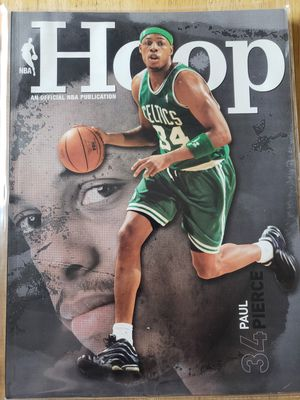 Paul Pierce Boston Celtics NBA basketball magazine for Sale in Gresham, OR